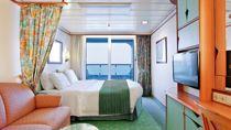 Cabina Deluxe con vista al mare