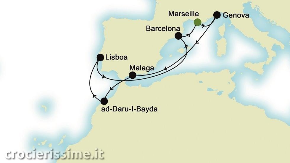 MEDITERRANEO da Marsiglia