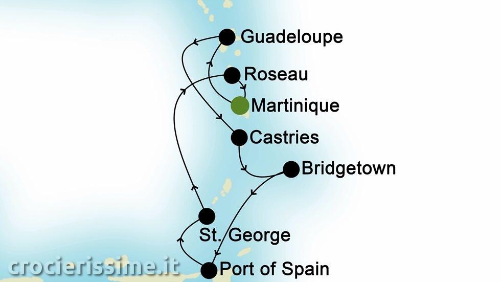 CARAIBI da Fort-de-France