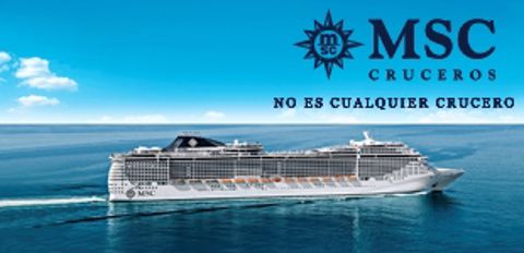 Súper Ofertas MSC Cruceros