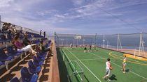 Cancha de Basketball/Volleyball/Tennis