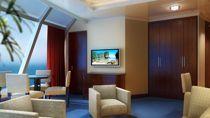 Deluxe owner's suite