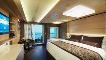 The Haven Spa Suite con Balcone