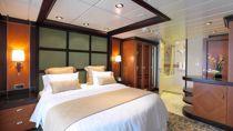 Suite Familiale avec Quatre Chambres avec Balcon