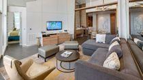 Owner's Loft Suite con balcone