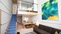 Crown Loft Suite avec balcon