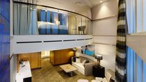 Owner loft suite con Balcone