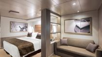 Suite Yatch Club de Luxe con balcón