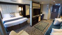 Gran Suite con dos camarotas
