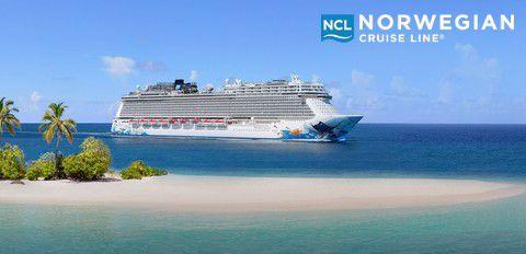 NCL Free at Sea!