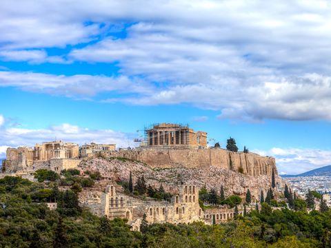 Croisière Méditerranée d'Athènes