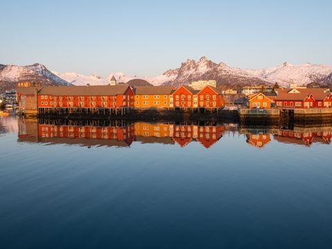 Croisière Europe du Nord et îles Lofoten