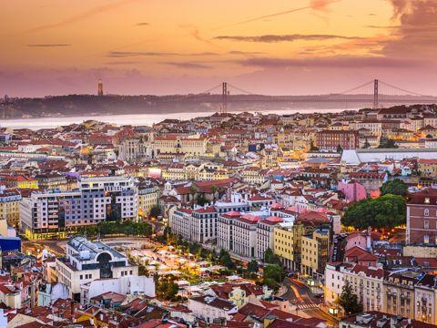 Croisière de Lisbonne à Barcelone