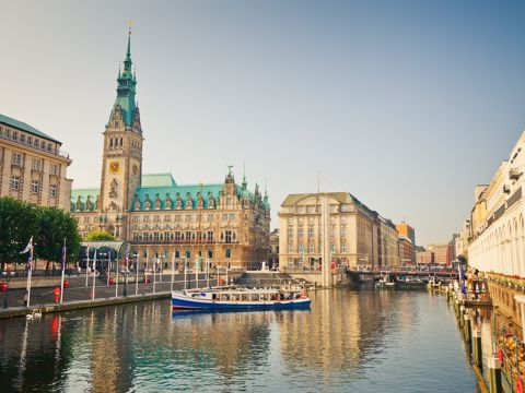 Crucero de Hamburgo a Barcelona