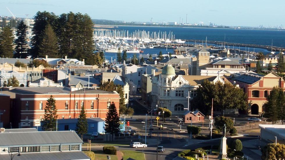 Cruceros Fremantle