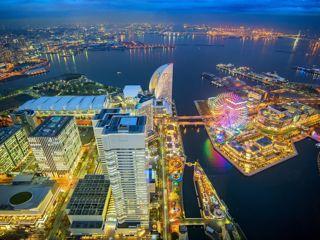 Croisières Yokohama, Japon