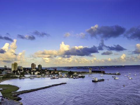 Croisière Parcs nationaux et canal de Panama