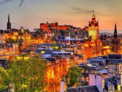 Cruceros Edimburgo