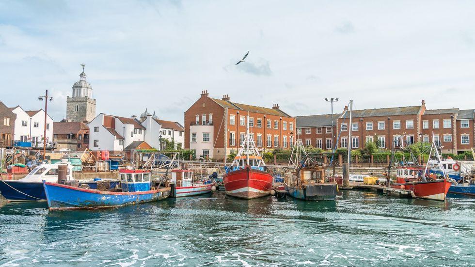 Crociere Portsmouth