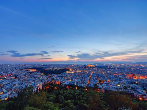 Crucero Mediterráneo de Atenas