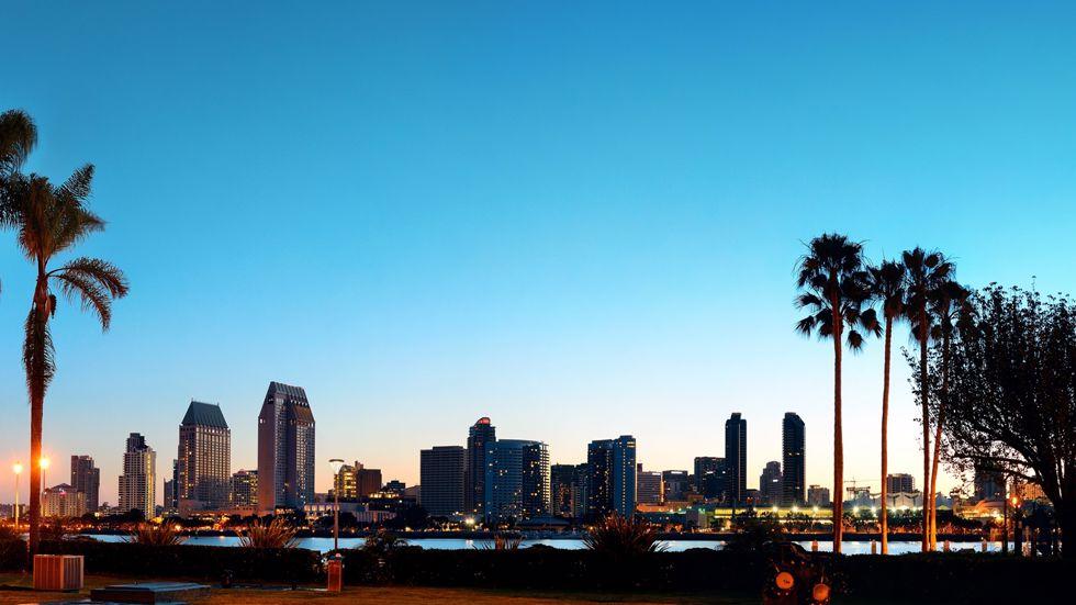 Crociere San Diego, USA