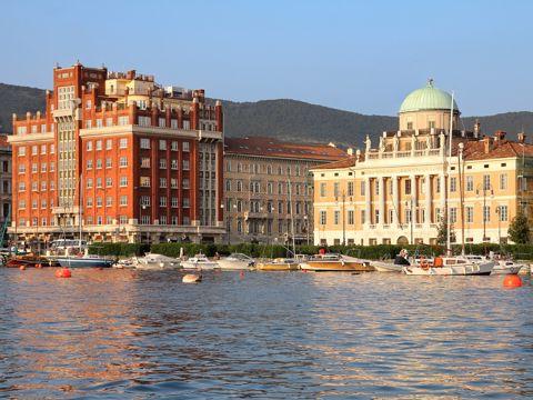 Crucero de Trieste a Civitavecchia (Roma)