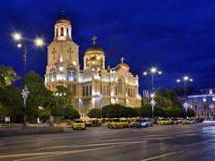 Croisières Varna, Bulgarie