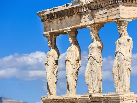 Crucero lujo de Atenas a Civitavecchia