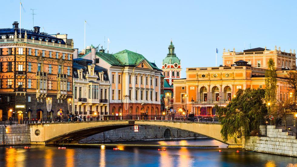 Croisières Stockholm