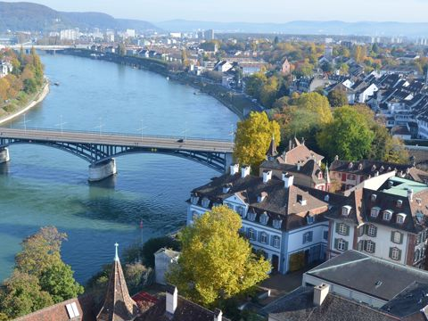 Crociera Fluviale Reno da Basilea ad Amsterdam