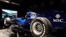 Simulateur F1