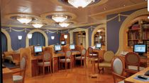 Nobel Library And Internet