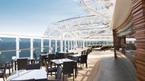 MSC Yacht Club Grill