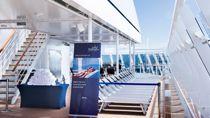 Piscine MSC Yacht Club