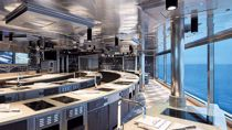 Culinary arts kitchen