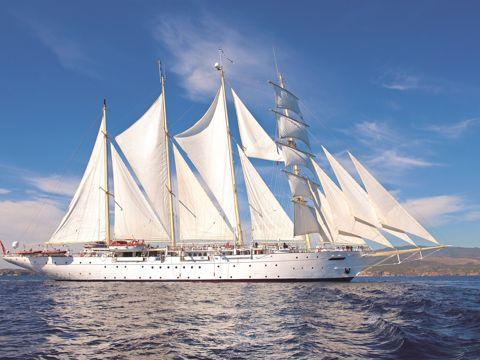 Crucero Star Clipper 10 noches desde Bali