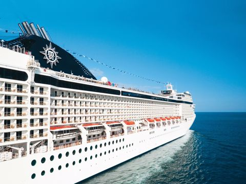 Crucero Sudamérica de Buenos Aires