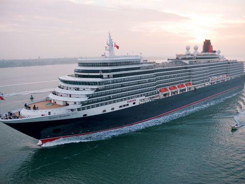Crociera Cunard da Hong Kong a Yokohama