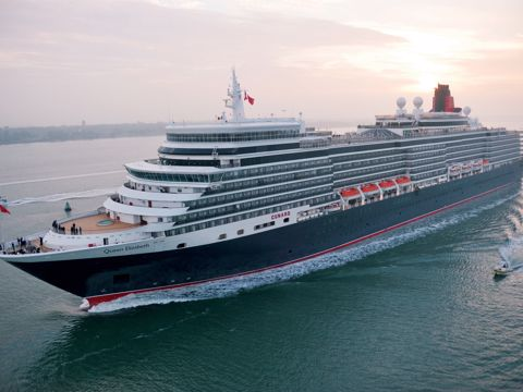 Crociera Cunard Australia