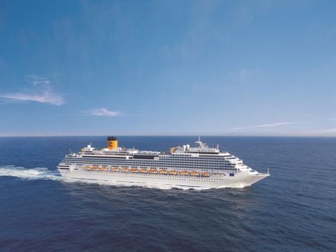 Crucero Mediterraneo Occidental