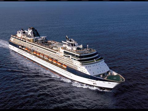 Crucero Canadá