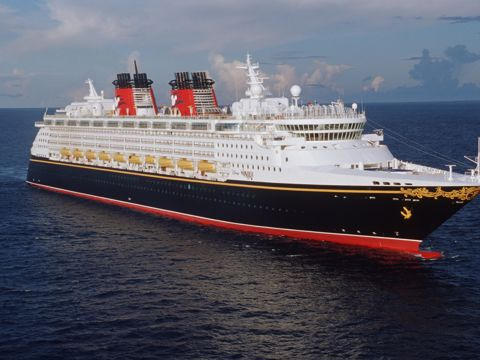 Crucero Disney Wonder de San Diego