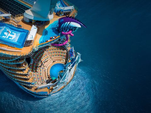 Croisière Mediterraneo con Symphony of the Seas