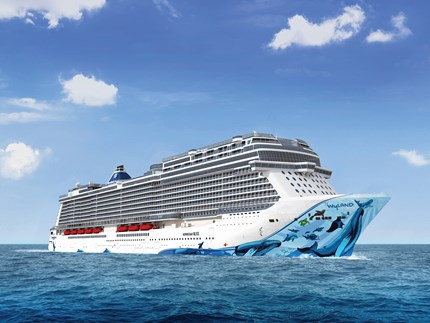 Norwegian Bliss