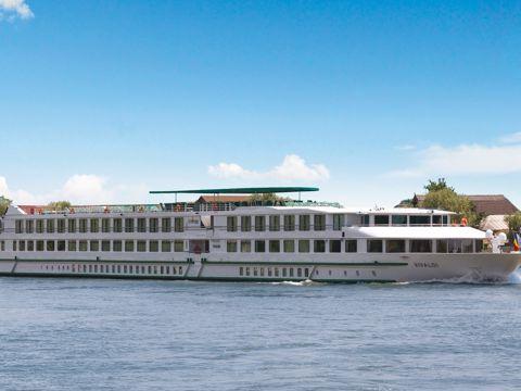 Crucero por el Danubio de Tulcea a Budapest