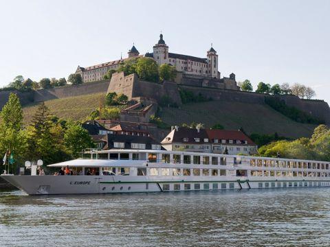 Croisière sur le Danube de Budapest à Tulcea