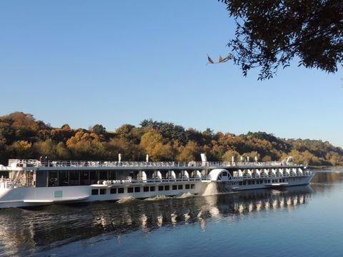 Croisière sur la Loire de Paris à Nantes