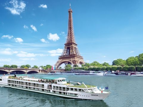 Crucero por el Sena de Honfleur a París