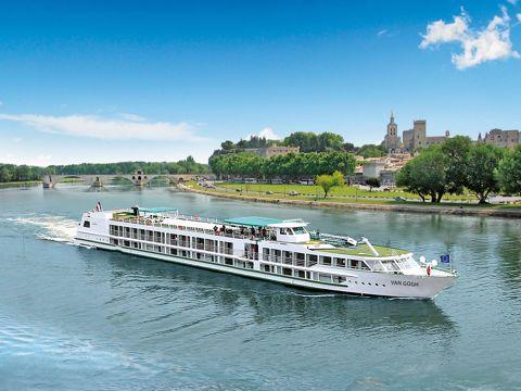 Croisière sur le Rhône d'Avignon