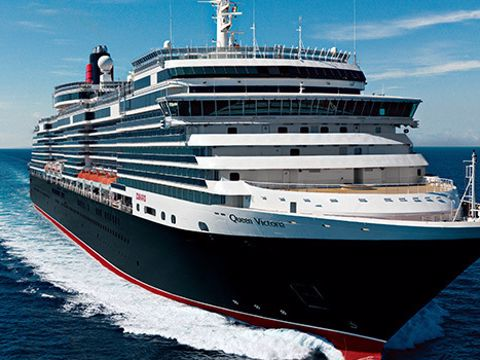 Crucero Cunard Mediterráneo